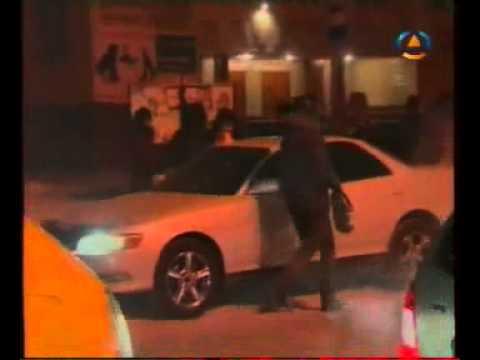 Проверка маршуртных такси.