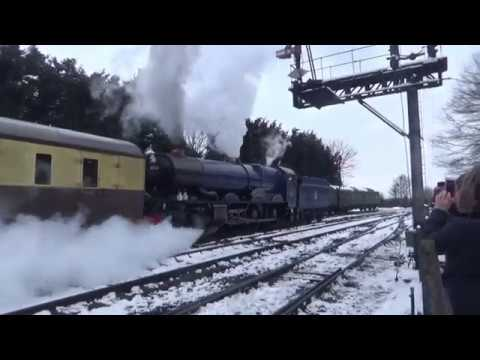 Severn Valley Railway, Spring Steam Gala, Sunday 18th March Part 2