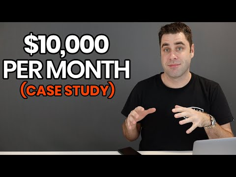 [Case Study] $10k/Month With Affiliate Marketing & FREE traffic! (My Blueprint)