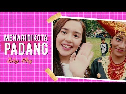 Beby Vlog #13 - Menari Bareng Di Kota Padang