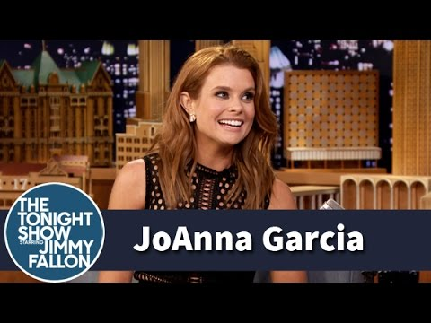 JoAnna Garcia Swisher Is a Great Dancer After a Few Drinks