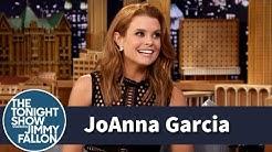 JoAnna Garcia Swisher Is a Great Dancer After a Few Drinks