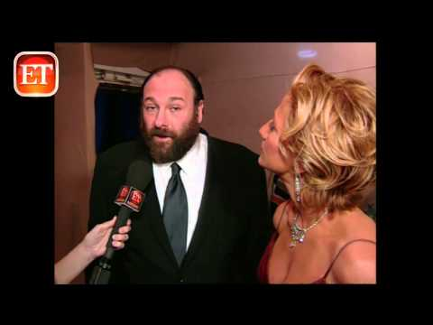 Flashback: James Gandolfini, Spotlight Shy Star