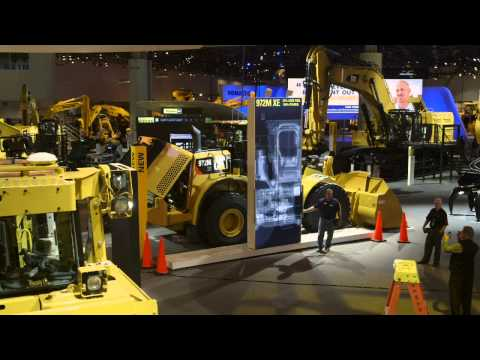 Caterpillar At CONEXPO 2014 | A First Look At Our Exhibit