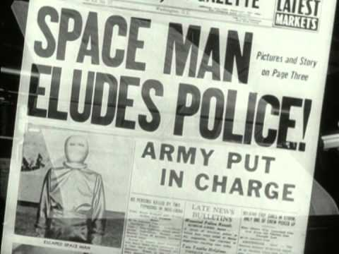 The Day The Earth Stood Still (1951) - Trailer