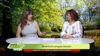 STIINTA, TRANSFORMARE, NUTRITIE- Beneficiile terapiei Bowen 2017 12 04 -Marcela Campian-