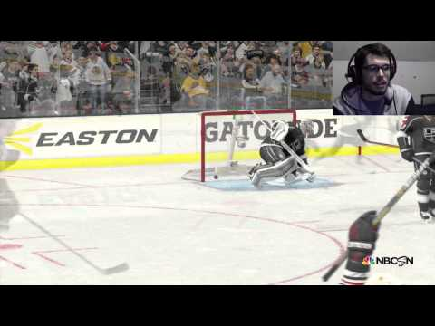 Jimmy plays: NHL 15 Online | Chicago Blackhawks vs L.A. Kings