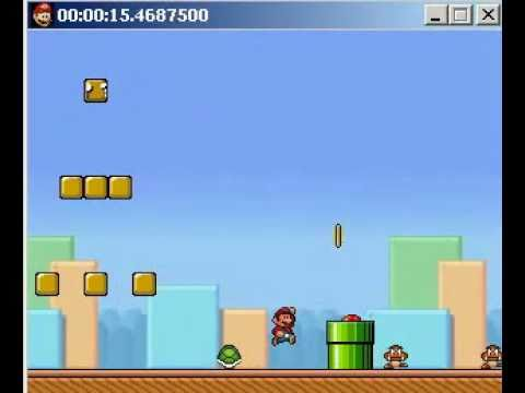 Super Mario Brothers In C# (CSharp Version)