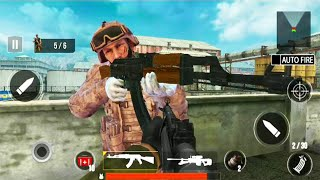 FPS Encounter Shooting 2019 - New Shooting Games - Android GamePlay HD - FPS Games Android