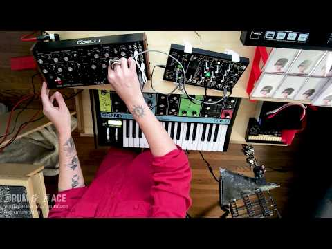Modulate [feat Moog Grandmother and DFAM // Make Noise 0-Coast // Morfbeats Micro Marvin]