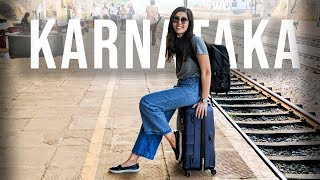 Travel to Karnataka , India | Best views of Gokarna, Yana Caves, Mirjan Fort, Om Beach | Vlog