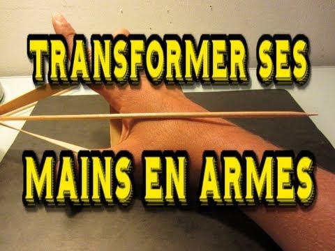 [TUTO] Transformer ses mains en armes puissantes - Trucs et Astuces poster