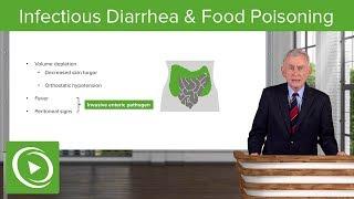Infectious Diarrhea Symptoms