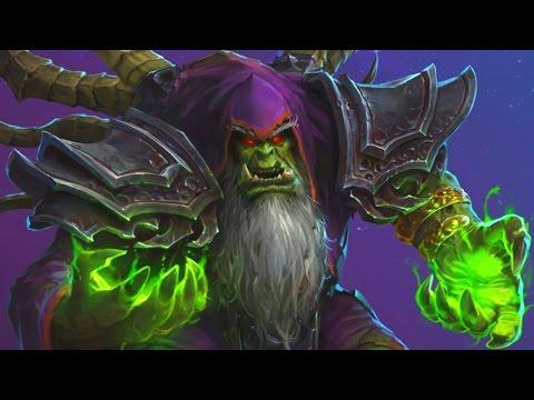 видео: Гул'Дан - мощнейший убийца | heroes of the storm