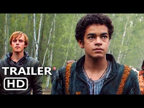 THE LETTER FOR THE KING Trailer (NEW 2020) Medieval Teen Series