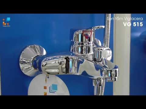 Video Sen tắm Viglacera VG515