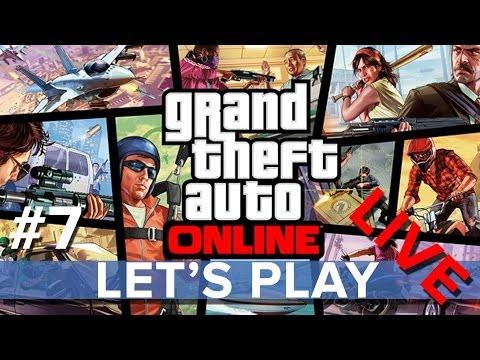 GTA Online - Let's Play Community Multiplayer LIVE #7 - Eurogamer