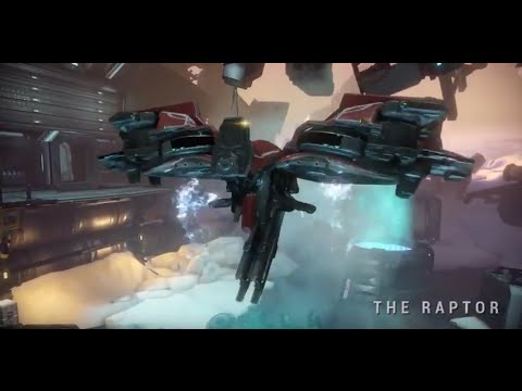 Warframe - Raptor (Boss Fight - After Rework - Solo)