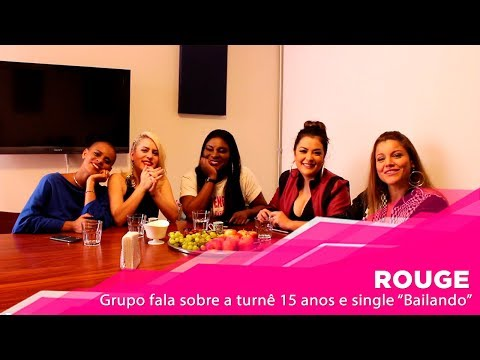 Rouge fala sobre a turnê 15 anos e novo single Bailando