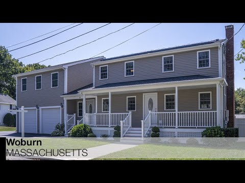 Video Of 10 Highland Avenue | Woburn Massachusetts Real Estate & Homes By Thompson Team