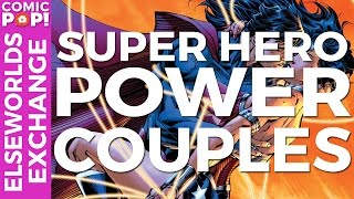 COMIC BOOK POWER COUPLES - Elseworlds Exchange