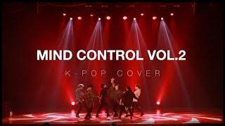 MIND DANCE(마인드댄스) MIND CONTROL Vol.2 (WITH) K-POP Cover   방탄소년단(BTS) - Fake Love