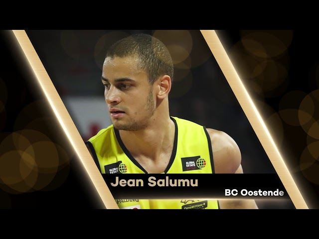 Award show animatie - Belgian Basketball Awards