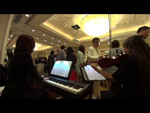 Hong Kong Wedding Live Band(Violin + Piano) @ Marco Polo Hotel, Hong Kong