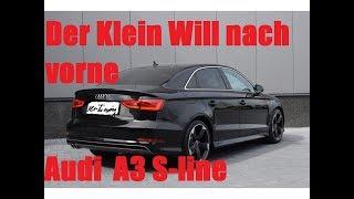 Audi a3 Limo S-Line 1.4l  150 ps