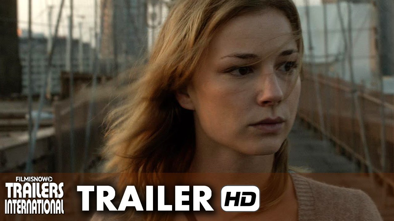The Girl in the Book Official Trailer (2015) - Emily VanCamp [HD]