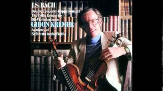 J.S. Bach Violin Concerto in E major BWV 1042, Gidon Kremer