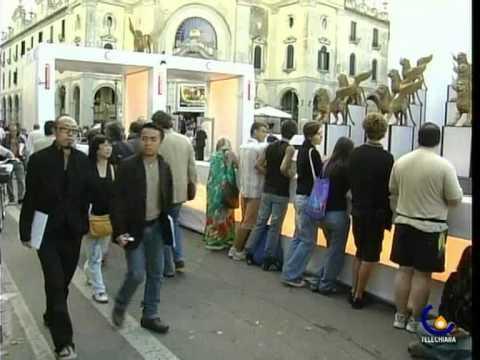 L 39 apertura della 68 mostra internazionale d 39 arte cinem for Cabine nel buco del jackson
