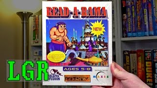 Read-A-Rama: The Forgotten Maxis Game (thankfully.)