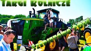 Wystawa rolnicza (Szepietowo 2016)[John Deere,New Holland] {Agricultural fair}