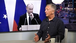 Владимир Владимирович сердится?