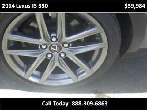 2014 lexus is 350 used cars danville ky youtube. Black Bedroom Furniture Sets. Home Design Ideas