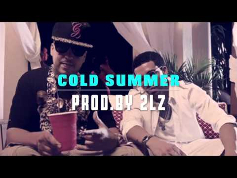 """(SOLD) French Montana x Drake type beat """"Cold Summer"""" (prod.by 2Lz)"""