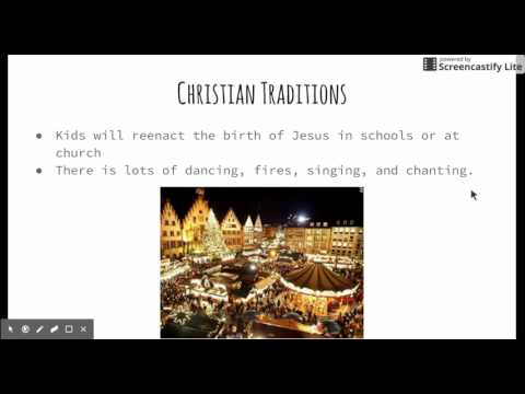 Argentina Christmas Traditions
