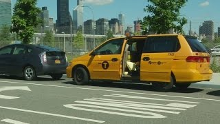 Taxi Hotel: Tourists sleep in converted cabs to avoid pricey hotels