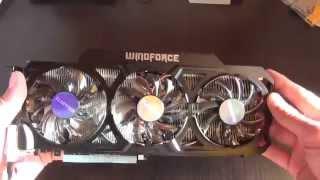 Gigabyte Gforce GTX 760 4GB rev. 2.1 приобретение