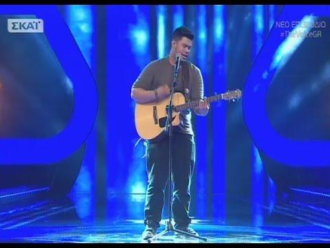 The Voice  Allan Paul Perdiquera  4o Blind Auditi
