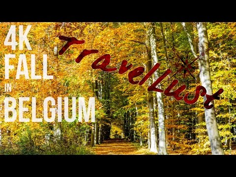TravelLust.co Presents: 4K Fall in Belgium