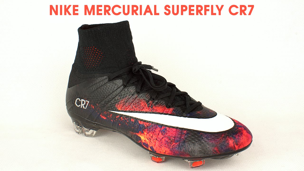 Обзор бутс Nike Mercurial Superfly CR7 от Trendsport.ru - YouTube 224443f881b