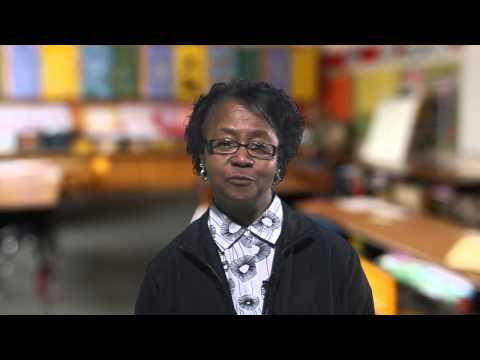 Carolyn Mitchell, TNCEP classroom partner at Dyersburg Intermediate School.
