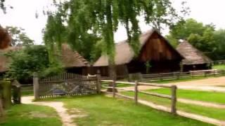Ciechanowiec muzeum wsi bardzo fajne