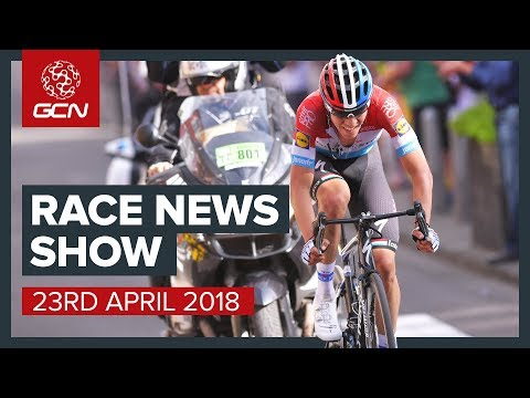 Liège-Bastogne-Liège, Flèche Wallonne & The Tour Of The Alps | The Cycling Race News Show