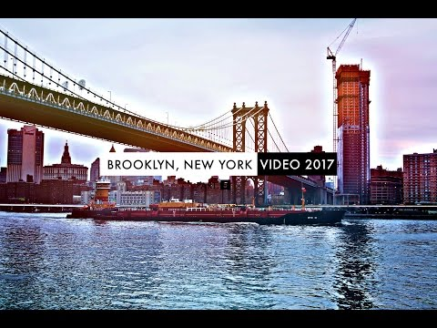 Dumbo, Brooklyn Video 2017 (NYC Series Part. 5)
