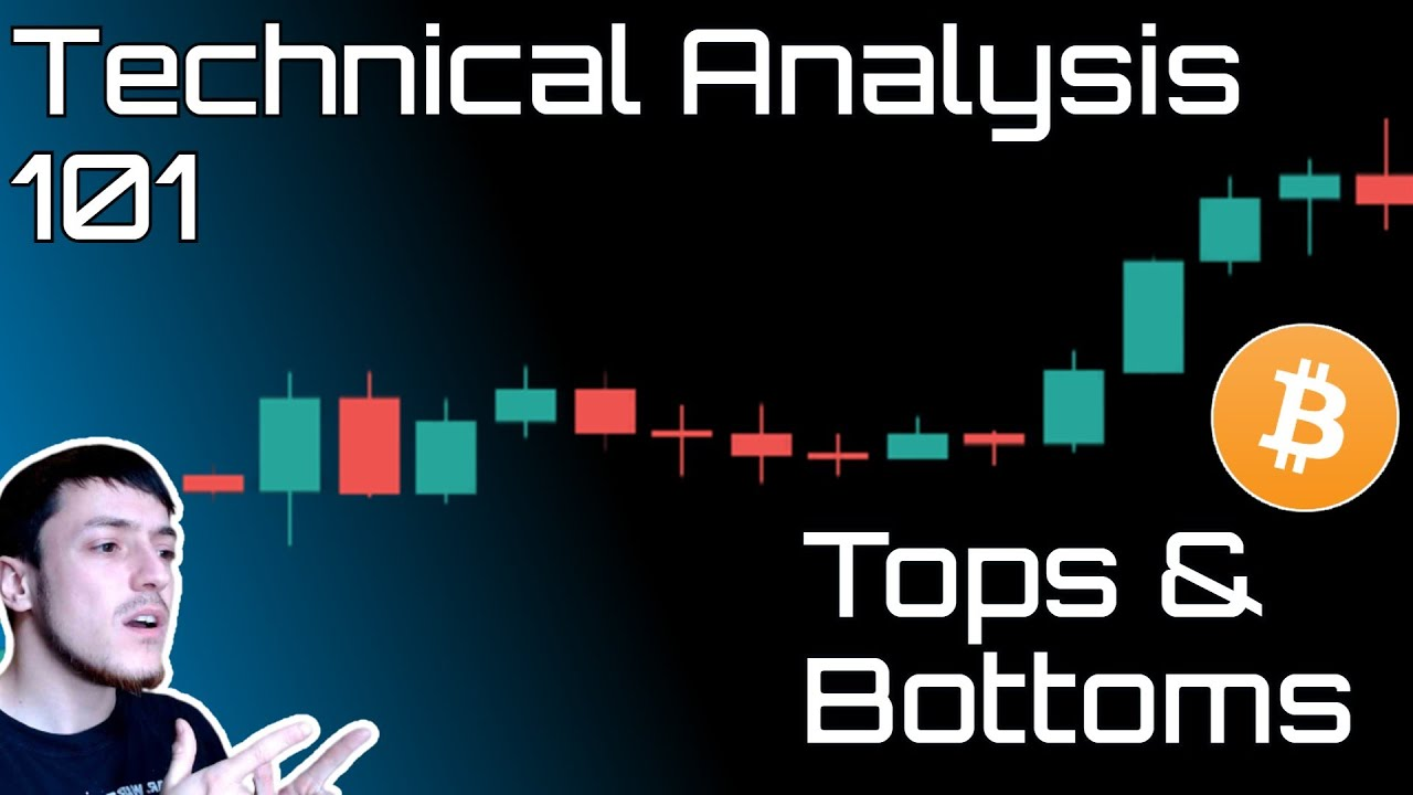 Crypto Tops & Bottom Reversals | Technical Analysis 101 (Crypto TA For Beginners)