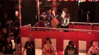 北御堂盆踊り-2013 河内音頭
