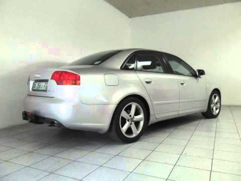2007 audi a4 2 0 tdi b7 125kw m t auto for sale on auto. Black Bedroom Furniture Sets. Home Design Ideas